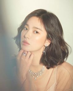Image may contain: 1 person, closeup Korean Actresses, Korean Actors, Actors & Actresses, Korean Dramas, Korean Celebrities, Celebs, Song Joon Ki, Hairstyles For Gowns, Song Hye Kyo