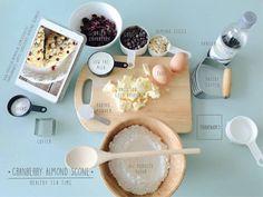 cranberry almond scone | หอม+อร่อย+อิ่มท้อง+มีประโยชน์ เหมาะมากกับชาร้อนๆซํกแก้ว ถูกใจคุณพ่อมาก ทานทุกเช้าเลย (มีสูตรค่ะ - Pantip