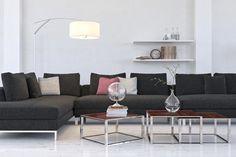 Как правильно организовать освещение вбольшой комнате . Изображение №1.