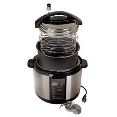Emson Smoker- The Only Indoor Pressure Smoker, Grey - Ibby Deveraux Small Electric Smoker, Smoked Beef Brisket, Bbq Brisket, Small Pantry Organization, Charcoal Smoker, Wood Pellets, Stainless Steel Material, Smoking Meat, Gourmet