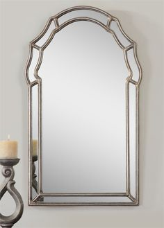 Uttermost Petrizzi Decorative Arched Mirror