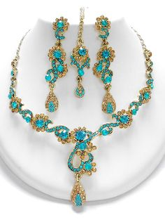 indian fashion jewellery set at wholesale price from www.impexfashions.com