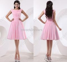 Baby Pink Dress Juniors