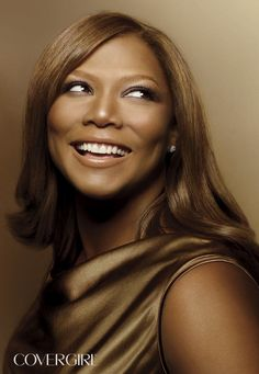 COVERGIRL Queen Latifah is wearing COVERGIRL Queen Collection Natural Hue Concealer. http://www.covergirl.com/queencollection-naturalhueconcealer