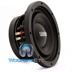"SD-3 10 D2 - Sundown Audio 10"" 500W RMS Dual 2-Ohm SD Series Subwoofer"