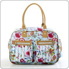 "OILILY Bag Tasche ""Summer Romance"" Carry All Crystal. www.milksugar.de"