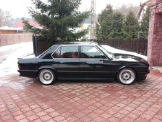 BMW E28 5 series Bmw E28, Bmw Alpina, Bavarian Motor Works, Bmw Vintage, Bmw Love, Porsche Boxster, Bmw Classic Cars, Germany, Bmw 5 Series