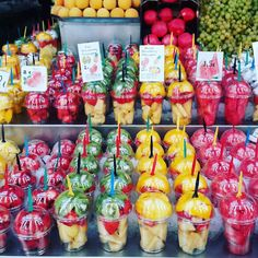 Я пожалуй тут и останусь #фрукты #еда #барселона #ласрамбас #рынок #омномном #испания #fruit #food #barcelona #spain #españa #market #healthy #healthyfood