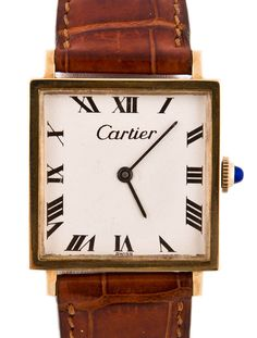 417f7cd3102 Vintage Cartier Cartier Watches Women