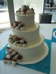 White Cake Recipe With Strawberries
