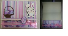 Cricut Create a Critter - Easter Card, great for gift cards..  www.angelssendinghope.com