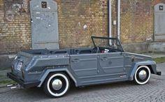 Vw Safari Tipo 181 Kubelwagen