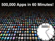 500,000 Apps in 60 Minutes