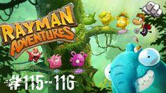 rayman adventures walkthrough android (adventures 115-116)