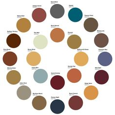 Earthy Colors earthy color palette | house ideas | pinterest | earthy color
