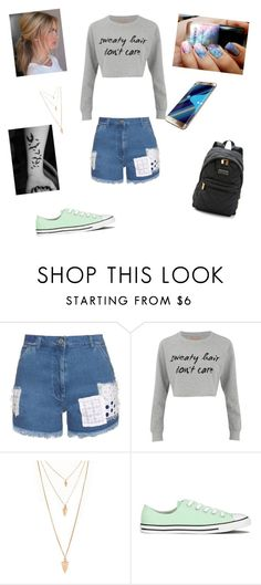 """""""Cool"""" by lexusgq on Polyvore featuring House of Holland, MINKPINK, Forever 21, Chanel, Converse, Marc by Marc Jacobs and Samsung"""