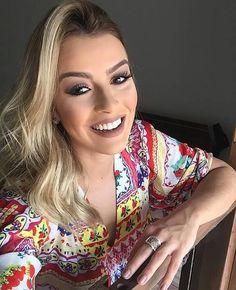 #makeup #maquiagem #marianasaad #blondhair #makeuptime #makenude