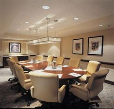 Business Meeting Room Interior Designs with Classic - Interior Design | Exterior Design | Office Design | Home Design