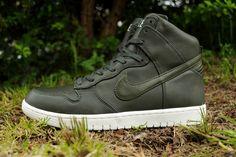 """NikeLab Dunk Lux High SP """"Sequoia"""""""
