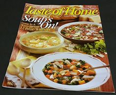 Taste of Home  February  March 2007 Soup Valentines Desserts and More Single Issue Magazine *** To view further for this item, visit the image link.