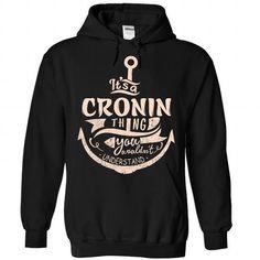 I Love CRONIN T shirts