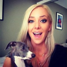 Jenna Marbles is not just funny, but she is beautiful on the inside and out! love her (: She Was Beautiful, Beautiful People, Amazing People, Maia Campbell, Famous Youtubers, Cat Eye Makeup, Youtube Stars, Kermit, Celebs