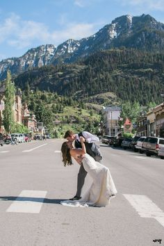 John & Chelsea have an amazing love story. Coming all the way from Texas, their Ouray Wedding at the Amphitheater and Beaumont Hotel was so emotional. Wedding Decor, Wedding Pics, Wedding Ideas, Wedding Albums, Wedding Ceremony, Wedding Stuff, Church Wedding, Elope Wedding, Hotel Wedding