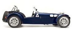 Clubman - Lotus 7 replica | Fraser Cars