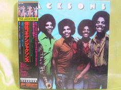 CD/Japan- THE JACKSONS self titled w/OBI RARE MINI-LP remaster Michael Jackson #FunkSoul