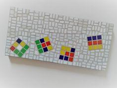 "Mosaic Artwork ""Rubik's"""
