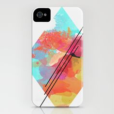 DIAMOND BEAUTY  #iPhone Case by Allyjcat - $35.00