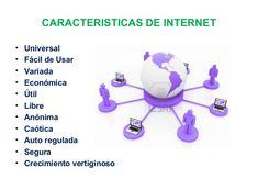 caracteristicas del internet - Buscar con Google Internet, Google