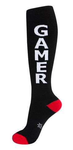 Gamer Socks by Gumball Poodle