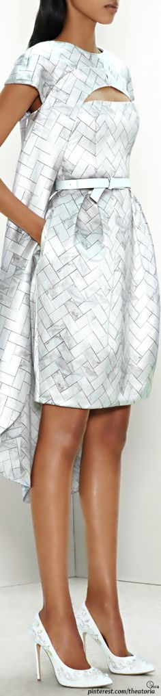 Prabal Gurung ● Pre-Fall 2014, Cocktail Dress