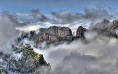 Pico do Arieiro, Madeira #Portugal #Madeira #Travel