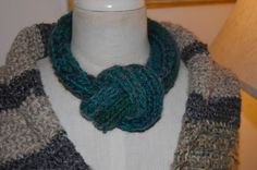 cowl, snood BUT I call it a Winter Necklace.