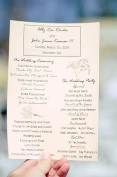 wedding invitation, real wedding, spring wedding, fonts, style, wedding photography :: Abby + John's Wedding at 173 Carlyle House in Norcross, GA :: with Tyler