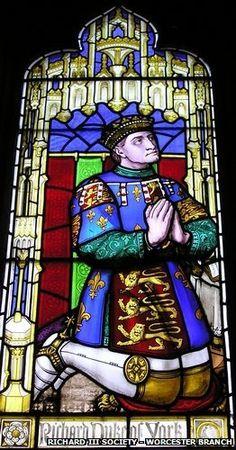Richard, Duke of York, father of Edward IV and Richard III