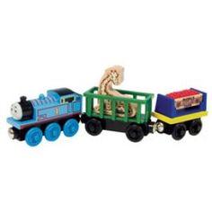 Thomas' Tall Friends - Engines & Train Cars - Engines & Vehicles - Thomas & Friends