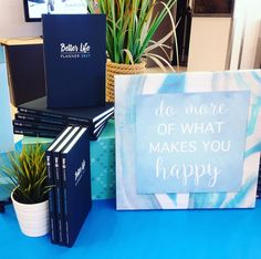 Showcasing my second business @blifeproject at Staples on University until 2 pm in celebration of #InternationalWomensDay | Buy the Better Life Planner 2017 pick up a sample week and enter to win a planner for free! #betterlifeplanner #MoreBizWomen #entrepreneur