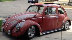 1963 Rag Top VW Bug