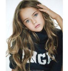 Kristina Pimenova es la niña rusa modelo GALERIA DE FOTOS | Más información ! www ECUAHIT net