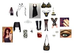 """""""sexy dinner"""" by lilly-n-hood-sos on Polyvore"""
