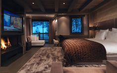 Luxury Ski Chalet, La Bergerie, Courchevel 1850, France, France (photo#5017)