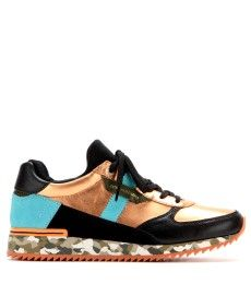 Dolce & Gabbana - Leather-blend sneakers - mytheresa.com GmbH