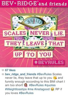 Follow www.instagram.com/bev_ridge_and_friends on Instagram for all your daily laughs and doses of sarcasm and sass  #instagood #humor #quotes #BevRules