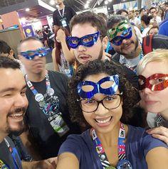 Não parece mas a gente é muito nerd  #nerd #hackathon #mentores #cpbr10
