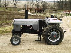 White  2-70/2-85 Field Boss Tractor