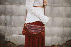 DIY: purse makeover