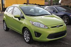 2011 Used Ford Fiesta 5dr Hatchback SE at Best Choice Motors Serving Tulsa, OK, IID 14078395